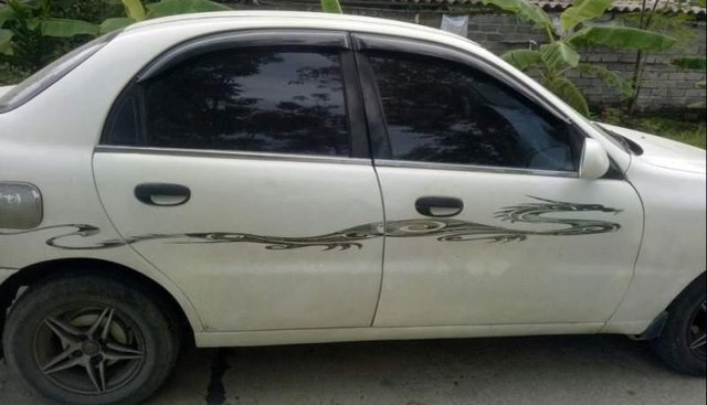 Cần bán Daewoo Lanos 2003, màu trắng, nhập khẩu nguyên chiếc