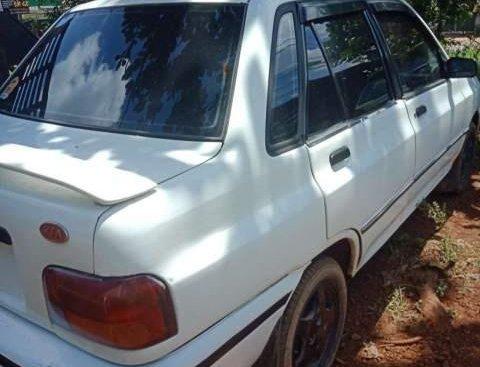 Bán ô tô Kia CD5 sản xuất 1995, màu trắng, nhập khẩu nguyên chiếc