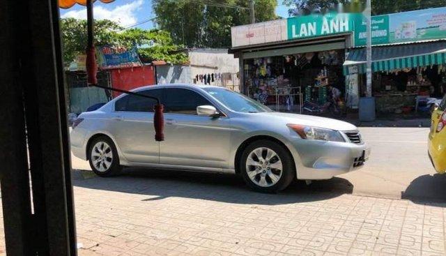 Cần bán lại xe Honda Accord sản xuất năm 2008, màu bạc, nhập khẩu