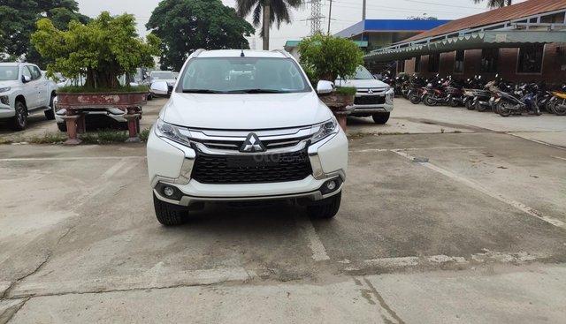 Bán xe Mitsubishi Pajero Sport trả góp, khuyến mãi, giá rẻ