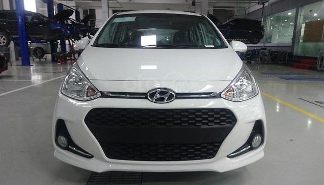 Bán xe Hyundai i10 giao ngay, hỗ trợ trả góp lãi suất ưu đãi