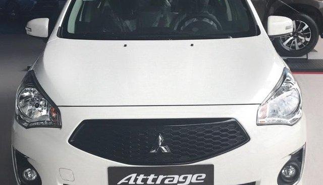 Bán Attrage 2019 chỉ cần 4 lít xăng cho 100Km