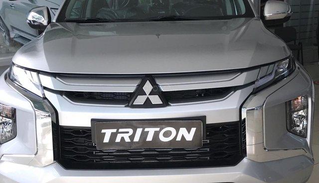 Bán Mitsubishi Triton 2019 nhập khẩu nguyên chiếc