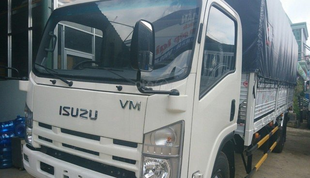 Bán xe tải 8 tấn, nhãn hiệu Isuzu thùng dài 7m Euro 5, giá tốt 2017