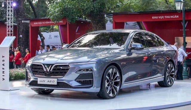Bán VinFast LUX A2.0, ưu đãi hơn 500 triệu đồng, giao xe sớm, có xe lái thử