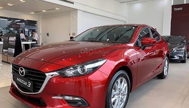 Cần bán Mazda 3 1.5 AT sản xuất 2019, màu đỏ, 669tr