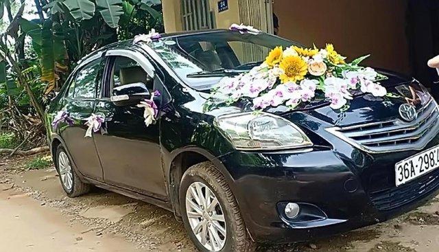 Không dùng nên bán lại Toyota Vios đời 2011, màu đen giá cạnh tranh