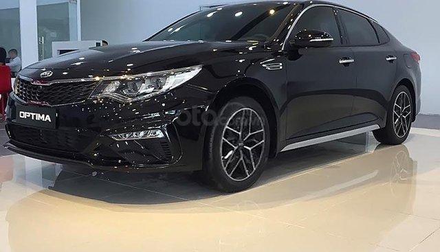 Bán Kia Optima 2.4 GT line năm sản xuất 2019, màu đen, giá 969tr