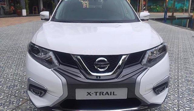 Bán Nissan X trail V Series 2.5 SV Luxury 4WD sản xuất năm 2019, màu trắng