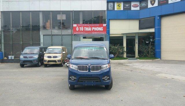 Cần bán xe Dongben T30 đời 2019, màu xanh lam