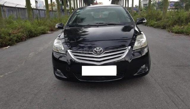 Bán Toyota Vios Limo năm sản xuất 2011, màu đen số sàn, giá 252tr