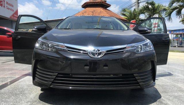 Bán Altis số sàn hỗ trợ 40tr trước bạ xe 2019 Toyota Tiền Giang