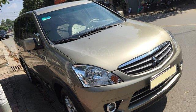 Cần bán xe Mitsubishi Zinger 2011, màu vàng, số tự động