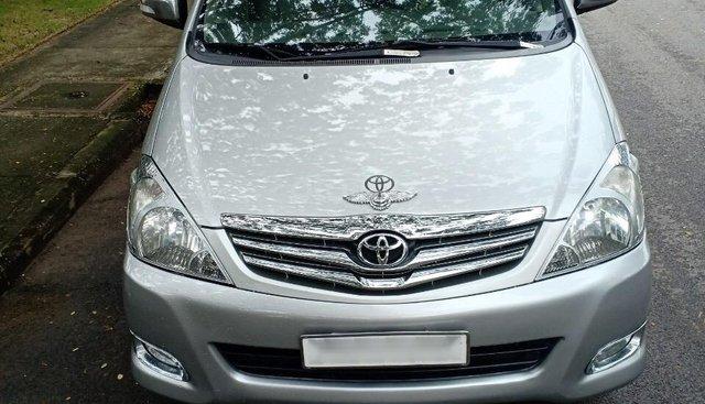 Bán xe Toyota Innova 2.0 2009, bản số tự động, nhà chạy cần bán 380 triệu