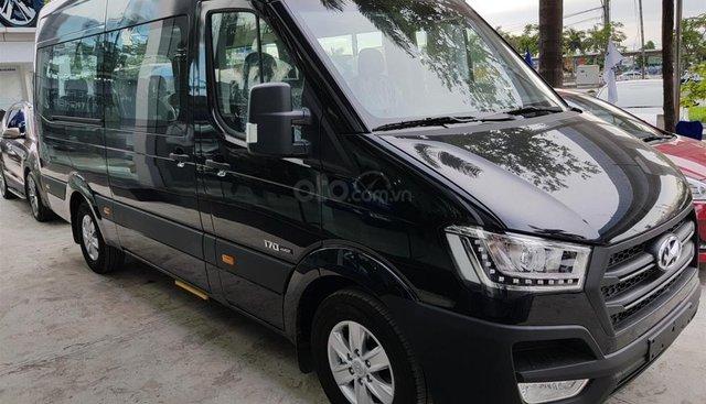 Bán Hyundai Solati 16 chỗ kinh doanh du lịch, dịch vụ víp