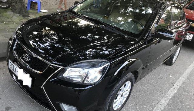 Bán Kia Rio EX 2009, tự động, màu đen, nhập khẩu, 285tr