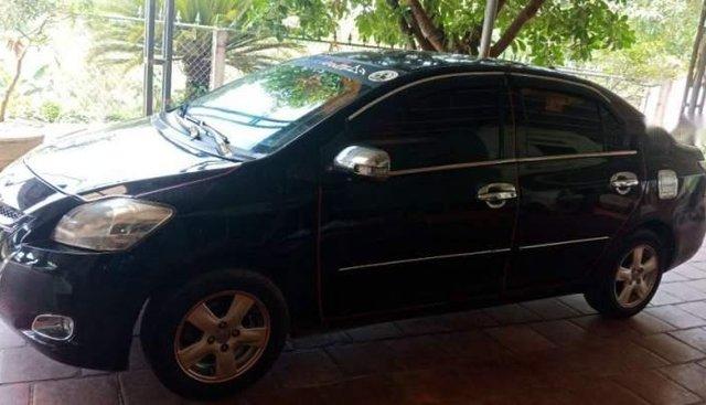 Bán xe Toyota Vios 2009, màu đen, xe nhập, 230tr