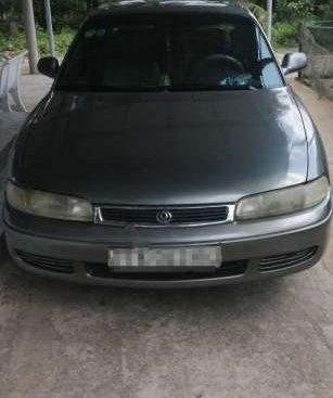 Bán Mazda 626 sản xuất năm 1997, màu xám, xe nhập