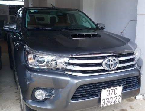 Cần bán gấp Toyota Hilux 4×4 AT đời 2016, nhập khẩu nguyên chiếc, xe đẹp