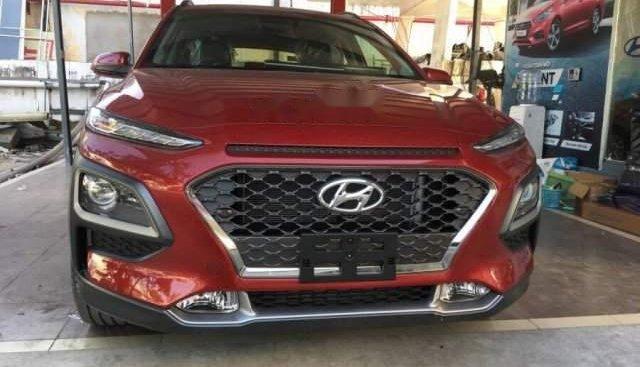 Bán ô tô Hyundai Kona năm sản xuất 2019, màu đỏ