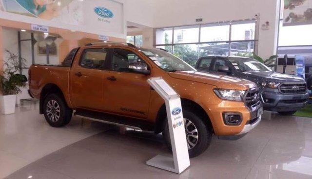 Bán Ford Ranger Wildtrak 2019, nhập khẩu, 890 triệu