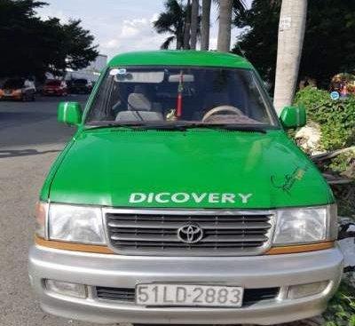 Bán Toyota Zace đời 2000, màu xnah lá