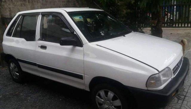 Bán ô tô Kia CD5 2002, màu trắng, xe nhập số sàn