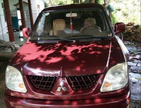 Bán Mitsubishi Jolie đời 2005, màu đỏ, nhập khẩu