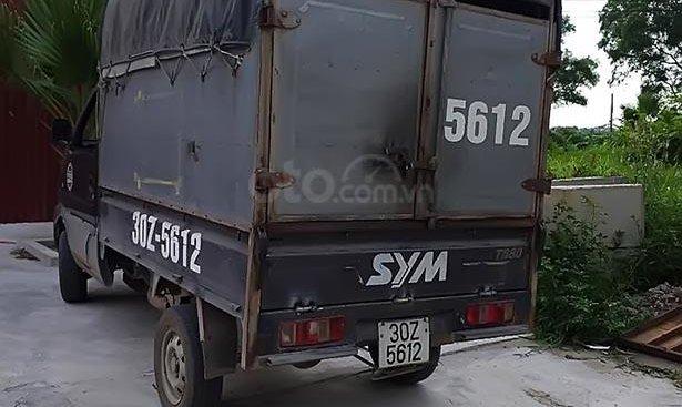 Bán xe SYM T880 sản xuất 2010, màu xanh lam