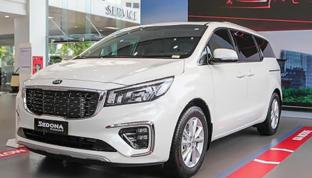 Cần bán Kia Sedona Platinum D đời 2019, màu trắng