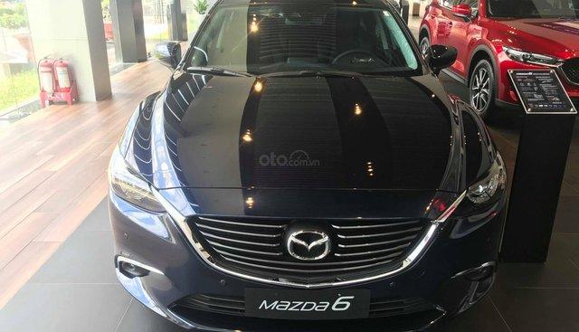 Bán Mazda 6 2.0 2019 hỗ trợ vay 85%, trả trước 230tr giao xe - LH: 0376684593