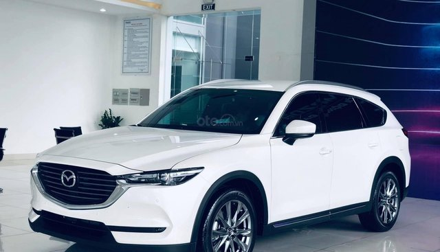 Bán Mazda CX8 2019 thách thức mọi khách hàng khó tính