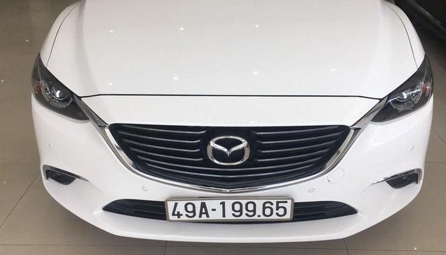 Bán Mazda 6 Premium sản xuất 2018, màu trắng