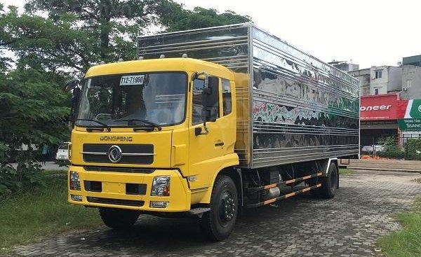 Bán xe tải Dongfeng 8 tấn thùng 9,3M siêu dài 2019