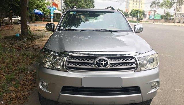 Cần bán xe Toyota Fortuner G 2012 máy dầu số sàn