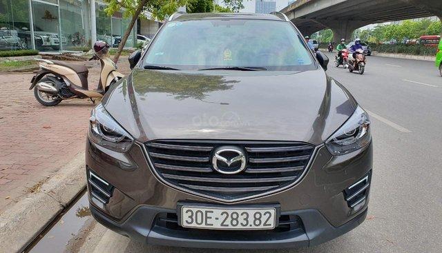 Bán ô tô Mazda CX 5 2.5 2017, màu nâu