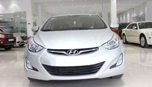 Bán ô tô Hyundai Elantra GLS đời 2015, màu bạc, nhập khẩu, 500 triệu