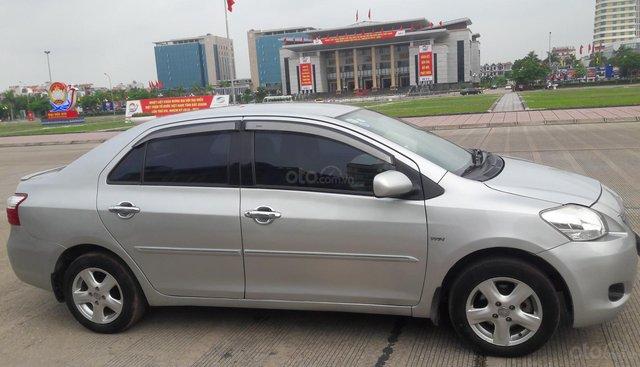 Cần bán Toyota Vios 1.5 MT đời 2010, màu bạc, mọi thứ đều ngon, chi tiết như hình