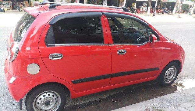 Bán Chevrolet Spark sản xuất 2008, màu đỏ, xe đẹp như mới