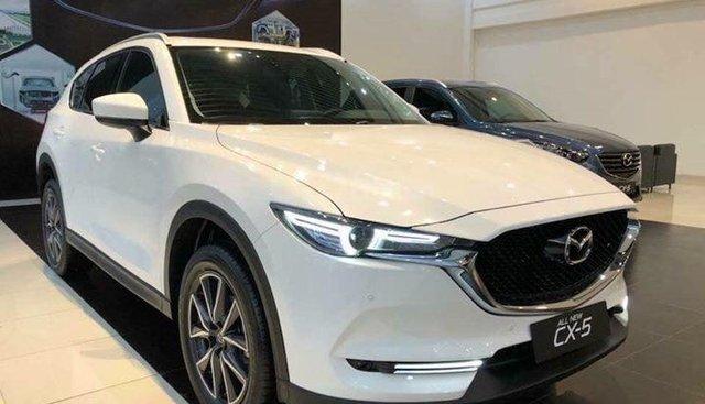 Mazda CX5 2019 KM 100 triệu, bảo hiểm. Bảo hành bảo dưỡng, hỗ trợ trả góp 90%, sẵn xe giao ngay, LH: 0984684494
