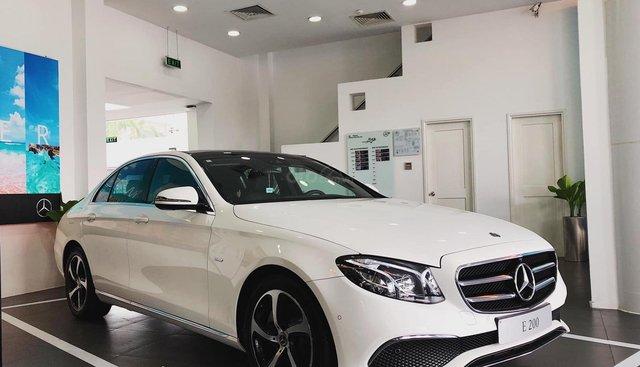 Giá xe Mercedes E200 Sport 2019: Thông số, giá lăn bánh, khuyến mãi (08/2019), xe có sẵn giao ngay