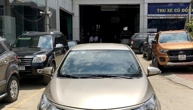 Bán Vios MT 2017, xe bán tại hãng Ford An Lạc có bảo hành