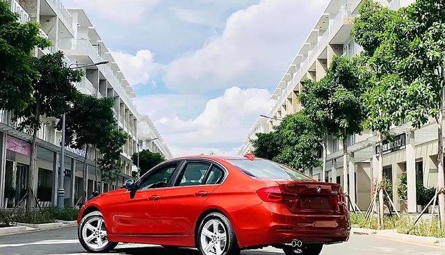 Bán ô tô BMW 3 Series 320i đời 2018, màu đỏ, xe nhập