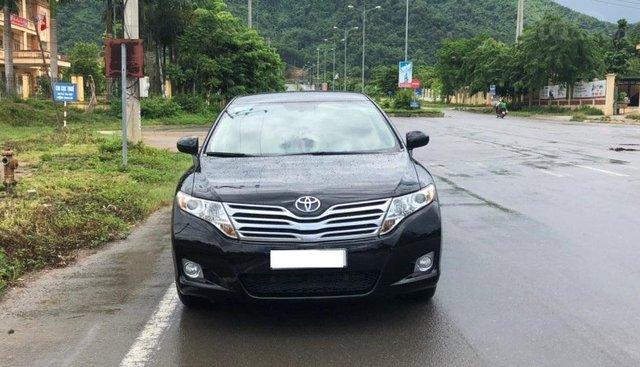 Bán Toyota Venza 2.7 màu đen nhập Mỹ sản xuất 12/2009, mới nhất Việt Nam