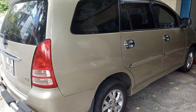 Bán Toyota Innova sản xuất năm 2007, xe gia đình, giá cạnh tranh