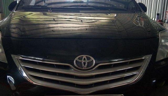 Bán Toyota Vios đời 2009, màu đen