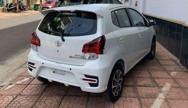 Bán ô tô Toyota Wigo 1.2 MT năm sản xuất 2019, màu trắng, nhập khẩu