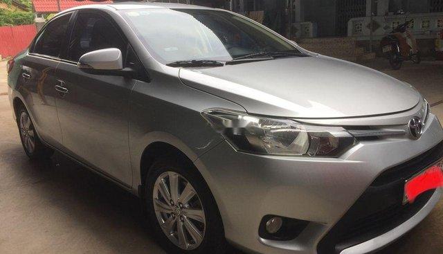 Bán xe Toyota Vios đời 2015, xe nhà sử dụng không kinh doanh dịch vụ