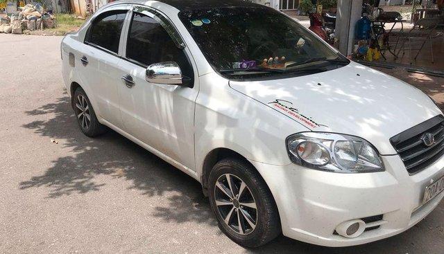 Cần bán Daewoo Gentra sản xuất năm 2007, màu trắng, xe đi cực ít