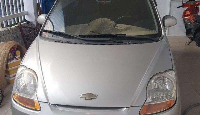 Bán Chevrolet Spark Van năm sản xuất 2013, màu bạc